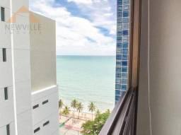 Apartamento com 1 quarto para alugar, 42 m² por R$ 3.500,00/mês - Boa Viagem - Recife