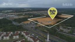 Lote com 379m2 no Condomínio Bella Ville/ Quitado