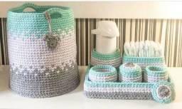 Kit higiene para bebê