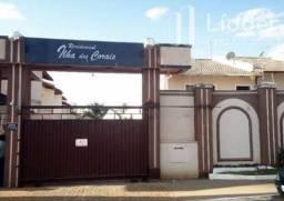 Casa de condomínio à venda com 3 dormitórios em Parque amazônia, Goiânia cod:CH3184