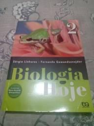 Livro de Biologia Hoje