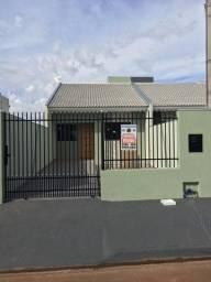 Casa 02 Quartos / Área Gourmet - Jd Ouro Verde III