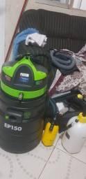 Maquina extratora EP150 + equipamentos + produtos