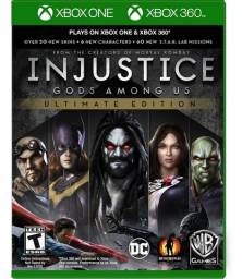 Jogo Injustice Ultimate Edition Xbox One/Xbox 360