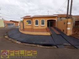 Otima Casa p/ Locação no Jardim Eldorado, Ourinhos/SP