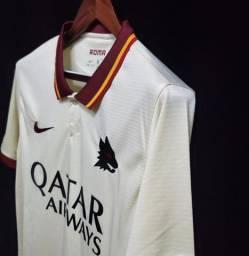 Camisa Roma Temporada 20/21