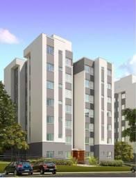 Apartamento em construção com área de lazer completa