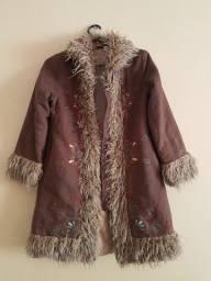 Lindo casaco quentinho tamanho P