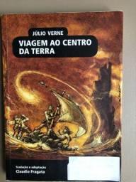 Livro viagem ao centro da terra