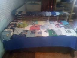 Lote de roupas para bebe de 06 meses a 01 ano de idade