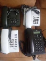 Telefones fixo ,12por. 50,00