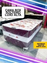 VENDO CAMA BOX SOLTEIRO LUXO