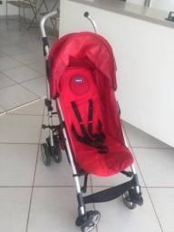 OPORTUNIDADE!!!! Carrinho Liteway Chicco Vermelho em Promoção!!!!