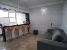 Apartamento em Itararé, São Vicente/SP de 47m² 1 quartos à venda por R$ 117.000,00