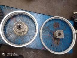 Roda / Aros da Tornado