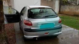 Peugeot 206 completo!