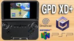 Console Portátil GPD xd Plus 4 32Gb 4GB Ram RetroGame Android Suporte TV Retroarch