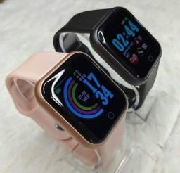 ? Novo Smartwatch D20 Atualizado (Troca foto) ?