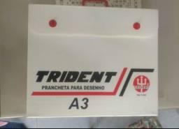 Prancheta para desenho Trident A3 | R$ 190,00