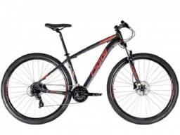 Bicicleta oggi hacker hds Shimano aro 29  Seminova top Aceito Cartão de credito