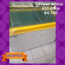 Freezer Expositor ártico 400 litros novo entrega imediata chame no zap