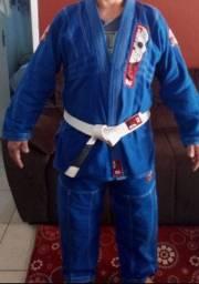 Kimono Jiu Jitsu azul