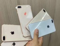 iPhone 8 Plus novo no plástico garantia loja física