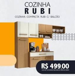 Cozinha Compacta | Frete Grátis