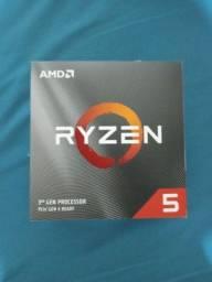 Ryzen 2400g com caixa