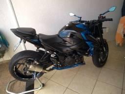 Moto gsx s 750 Suzuki 2018/2019