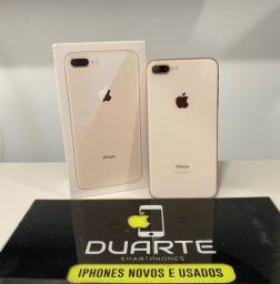 iPhone 8 Plus 64GB Completo, Garantia Apple