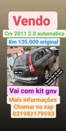 Vendo crv 2011 automatica