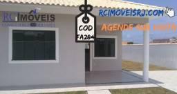 Linda casa em Itaipuaçú com 3 quartos!