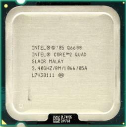 Processador Core 2 Quad Q6600 Cs-go Fortnite Lol 2.4ghz 8mb