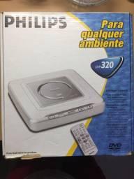 DVD Phillips portátil