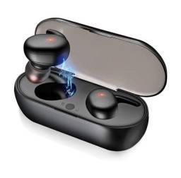 Fone Y30 Bluetooth sem fio