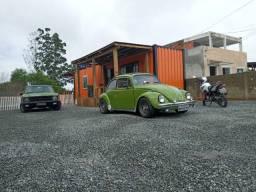 Aluga por dia 4 pessoas R$100 2 pessoas R$80 container menor  consulte dias livres