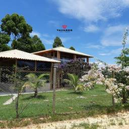 Chácaras residenciais de 20.000 m² em Condomínio Fechado   5km das Cachoeiras - DTR