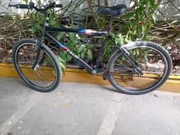 Bike Caloi aro 26 peças novas