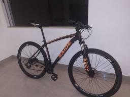 Bicicleta aro 29 saidx comp freio a disco 21v