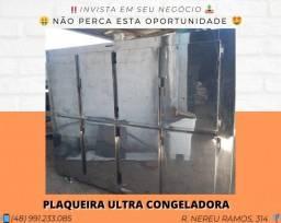 Plaqueira ultra congeladora 8 portas - Refrisul | Matheus