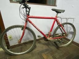 Bicicleta Aro 26 Top Bike Câmbio Shimano