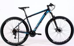 Bike Aro 29 Alfameq ATX-24 Vel+câmbios Shimano