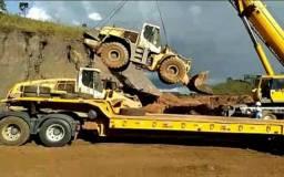 Máquina pesada