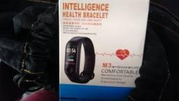 Relógio bracelete batimento cardíaco