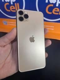 iPhone 11 PRO MAX GOLD ( BATERIA 94%) OTIMO ESTADO