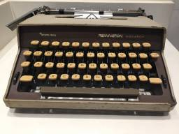 Máquina de Escrever Ramington Monarch Sperry Rand