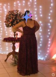 Vestido Tamanho GG para festa !
