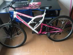 Bicicleta Mormail Fusion Aro 26