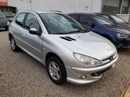 Peugeot 206 ano 2008 1.6 completo